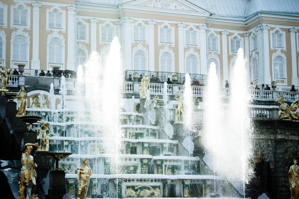 In Peterhof 1 by shytiha