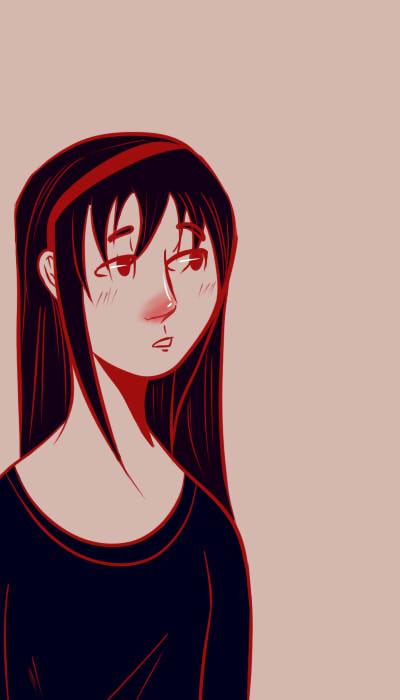 Homura by Mikura-Ashitono