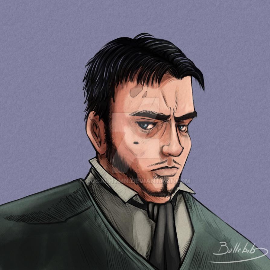 Victorian dude by Bollebib