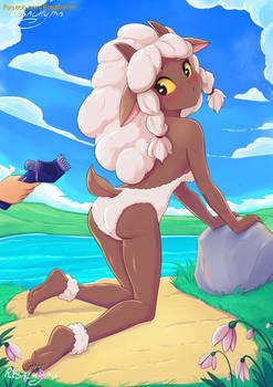 Shearing Wooloo - Be Gentle...
