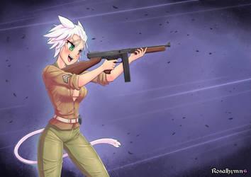 Catgirl Of Duty