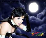 Sailor Star Fighter Moon