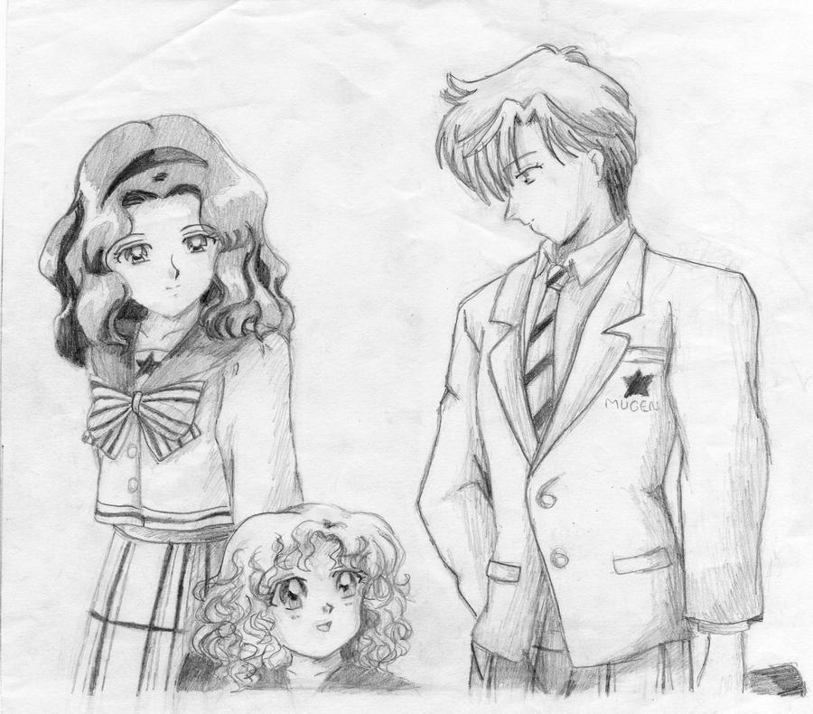 haruka and michiru relationship poems