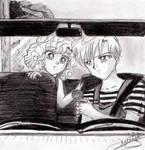 Miharu and Haruka by SailorMiha