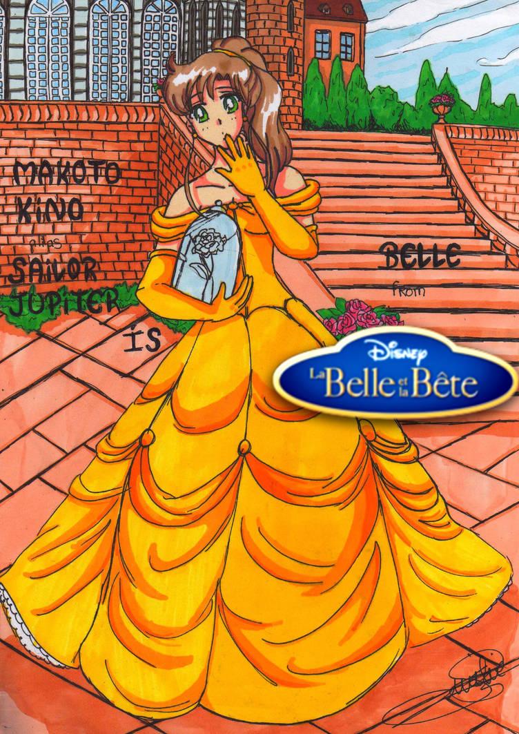 Sailor Cosplay Sailor Jupiter Is Belle By Sailormiha On Deviantart