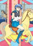 Dark Sailor Mercury by SailorMiha