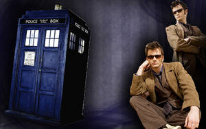 Doctor Who Wallpaper by Anime-Reality