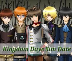 kingdom days sim date date