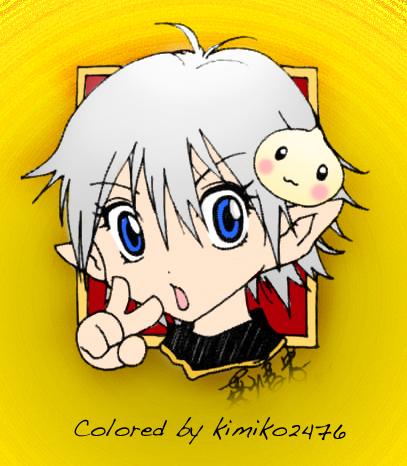 half prince chibi by kimiko2476