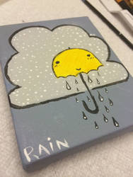 Rain by Enciopath