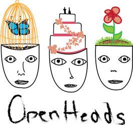 Open Heads by Enciopath