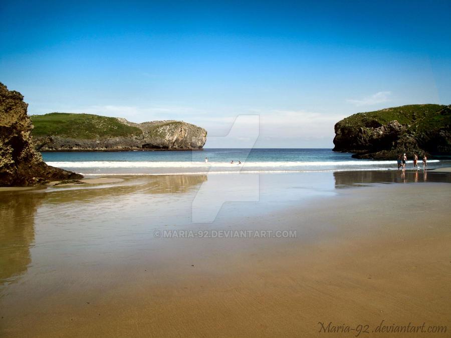 ..Beach.. by Maria-92