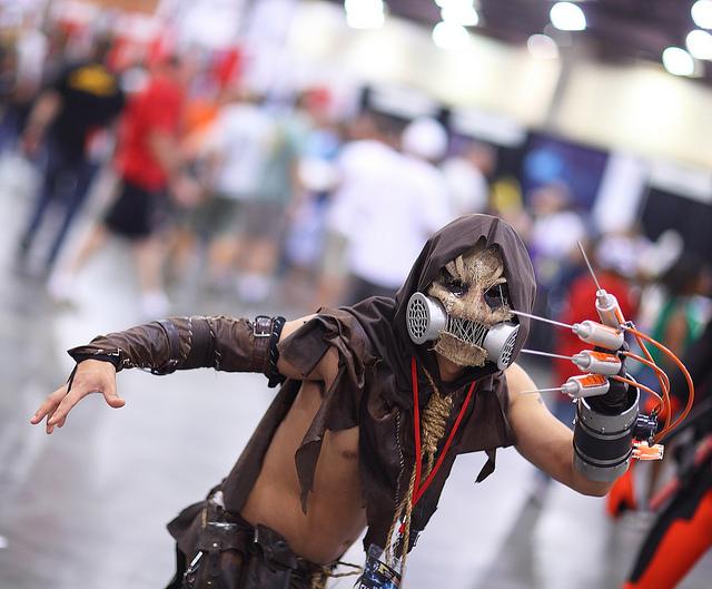 Arkham Asylum Scarecrow by Scarecrow Mask Arkham City