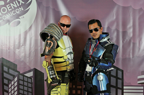 Phoenix Comicon 2012 Flickr Account Pic by MassEffex