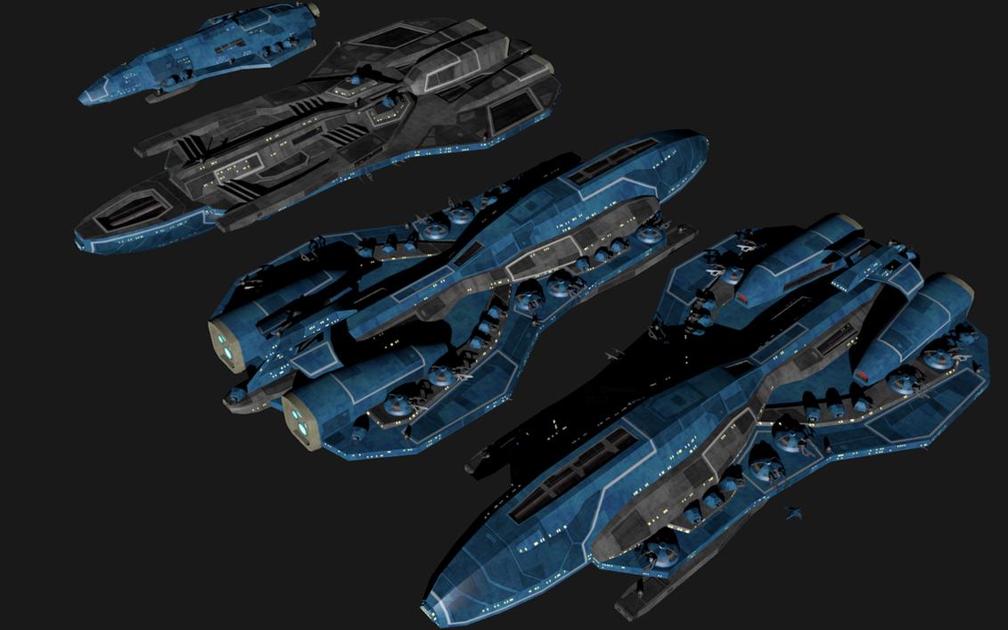 Thunderer-class Battleship by Zibblsnrt