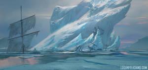 Moby Dick, Ship Graveyard Keyframe Concept