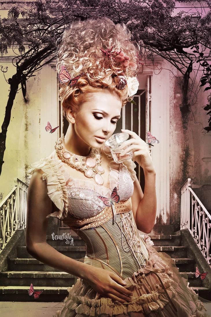 Sweet Perfume by CreartisteA