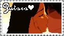 Zutara sunset kiss StAmP by chachi411