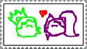 ShikaIno Stampy by chachi411