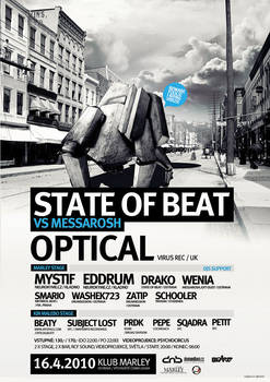 State of beat - Optical