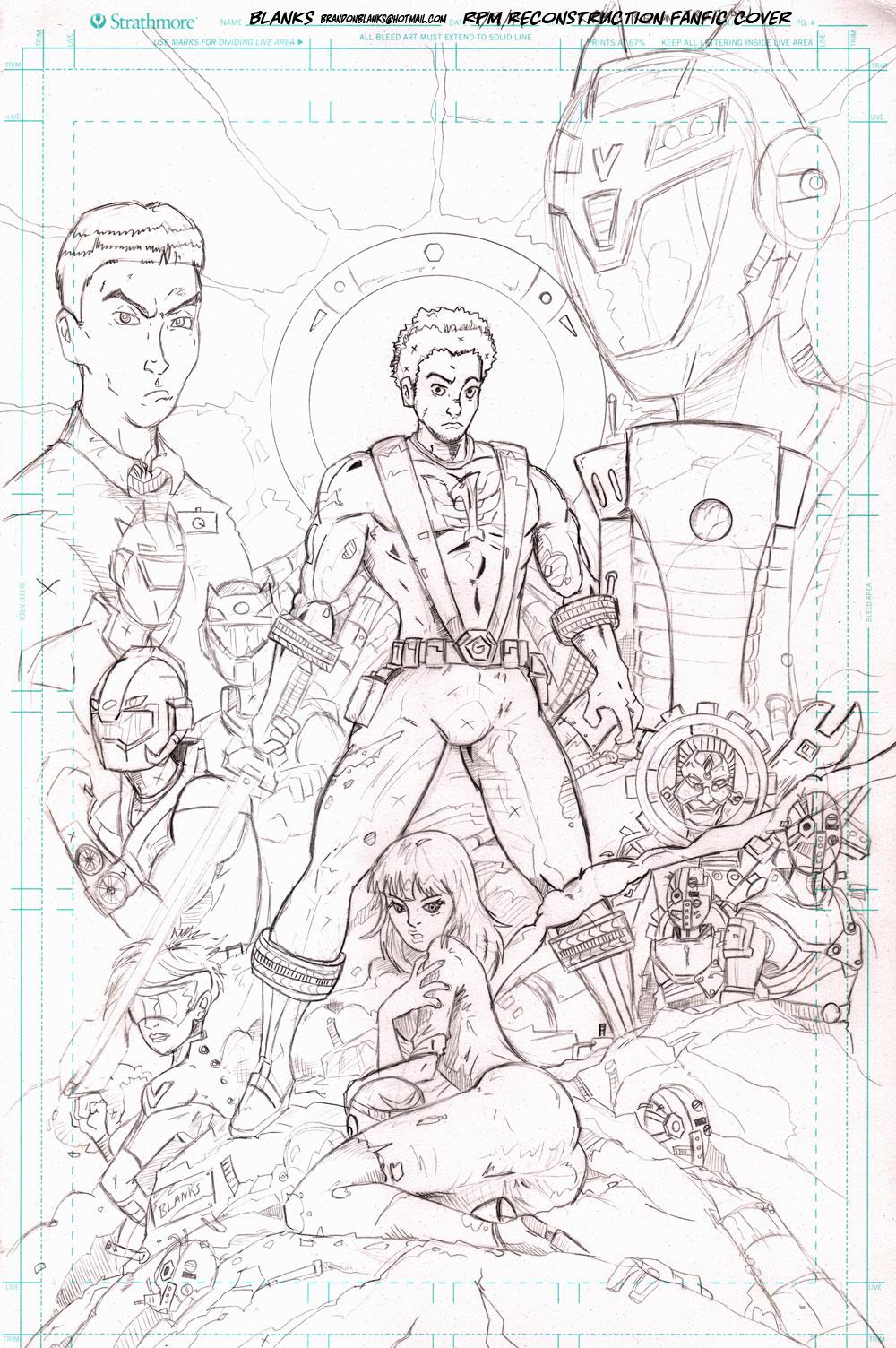 Power Rangers RPM - RECONSTRUCTION by BrandonBlanks on DeviantArt