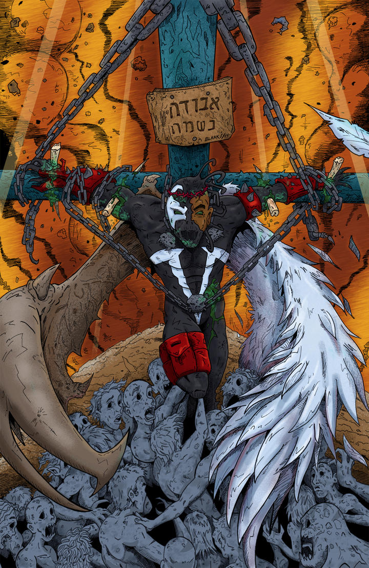 Spawn 250 contest colors by BrandonBlanks
