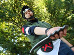 Naruto Shippuuden - Asuma - Ready to fight?