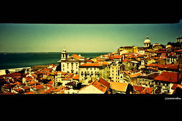 vision of Lisboa by cameraflou