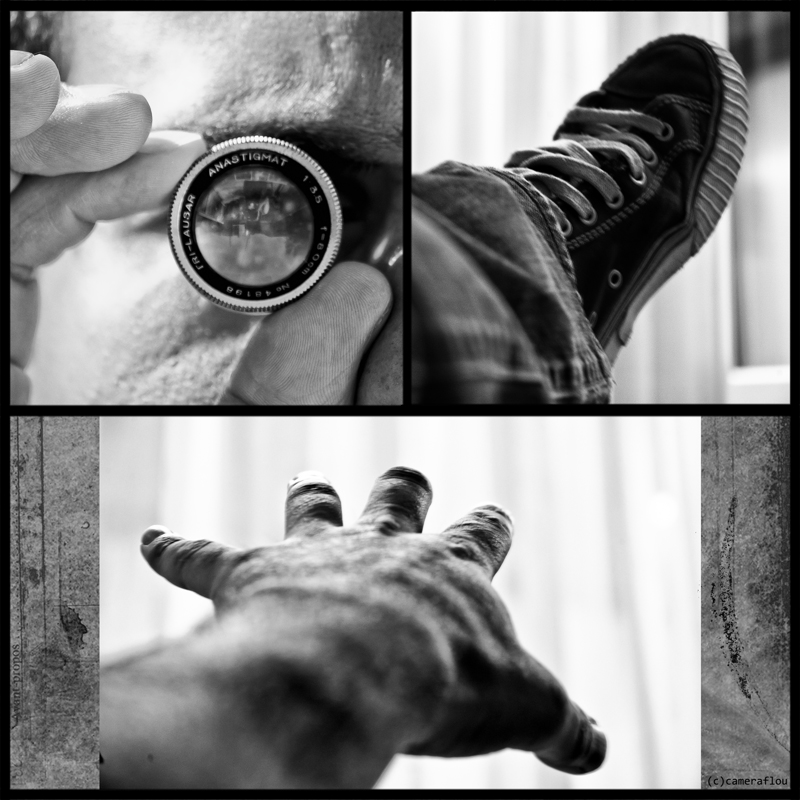 Anastigmat Self by cameraflou