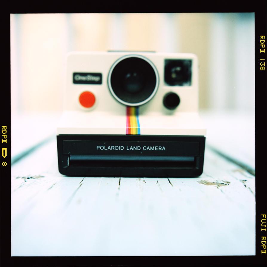 Polaroid one step by cameraflou