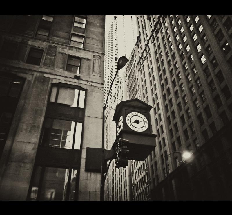 8:14 by cameraflou