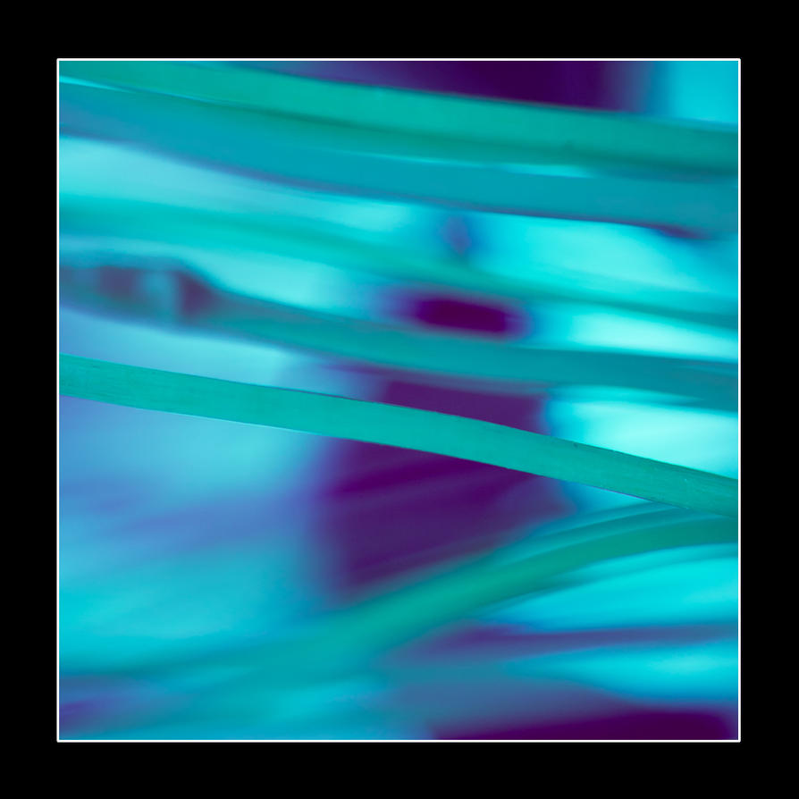 blue escape by cameraflou
