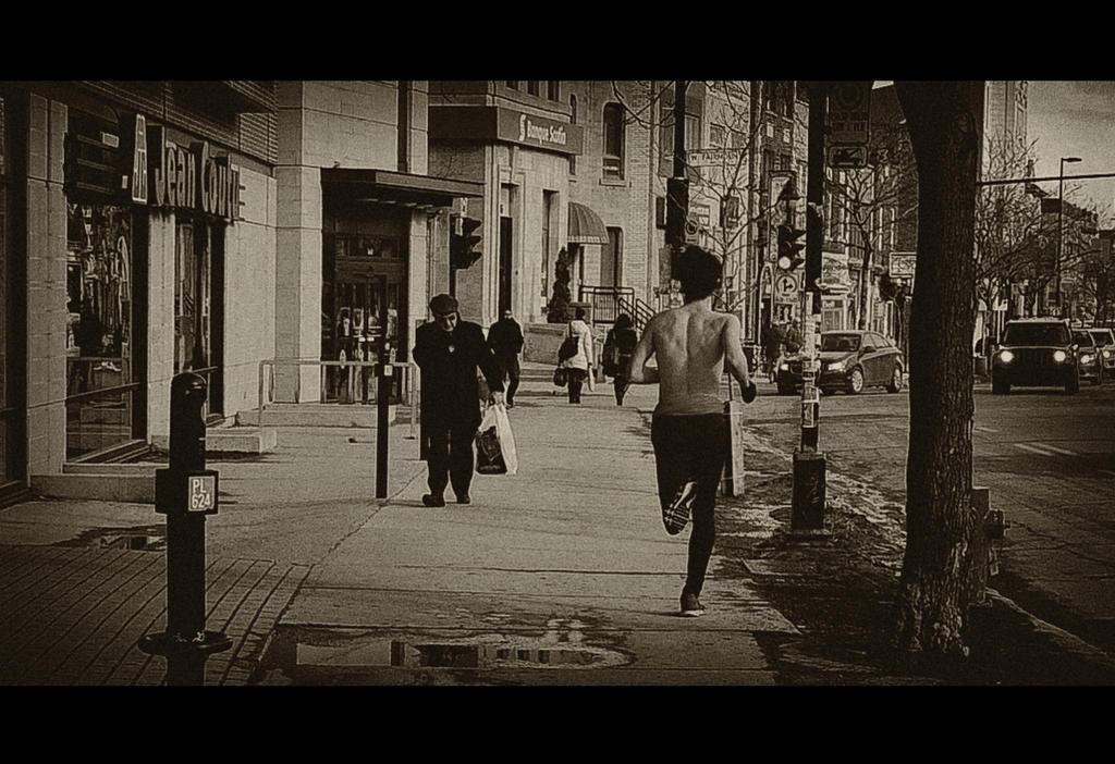 Winter's runner by cameraflou