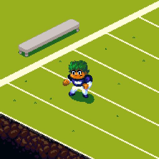 Footballer by SolarLune