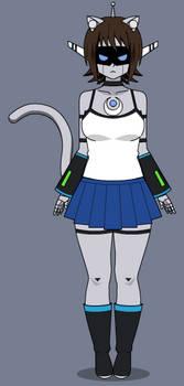 Genderbent robot complete (Revised)