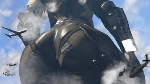 A Very Big Butt
