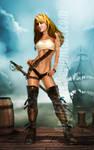 Pirate Babe Final