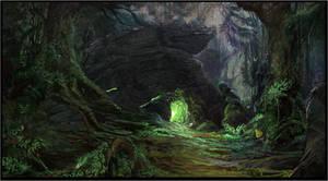 The Wildherz Caves - Drakensang