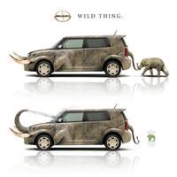 Wild Thing - Skin a Scion