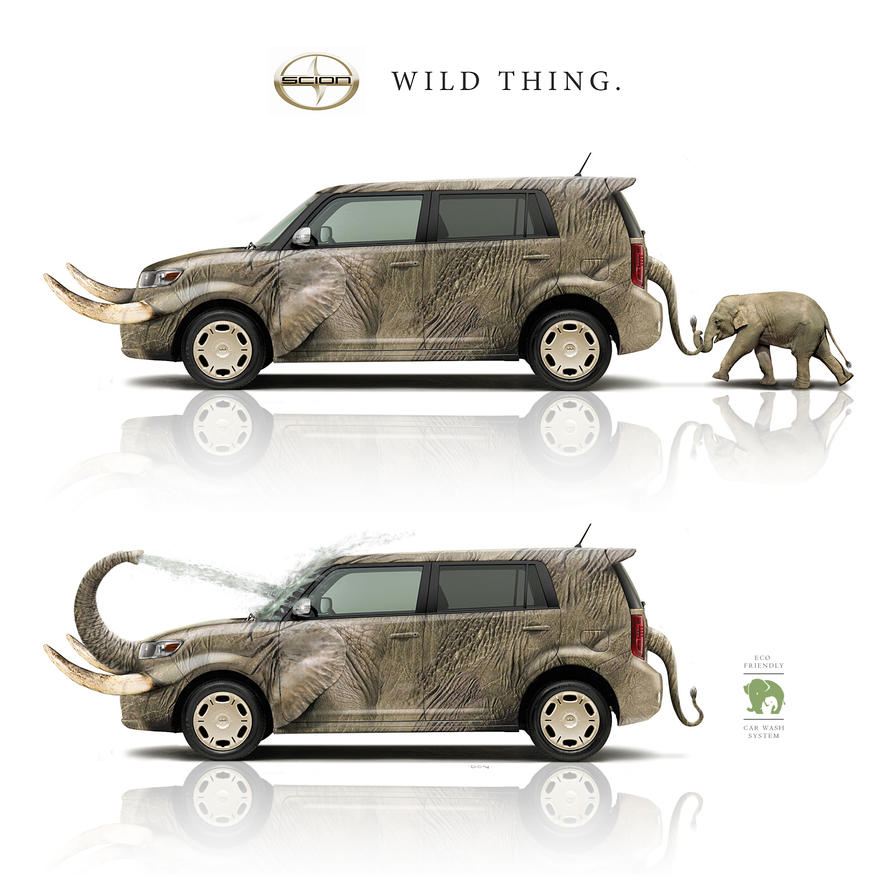 Wild Thing - Skin a Scion by ApplePlus