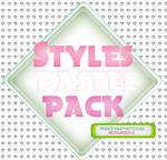 StylesPastelPack