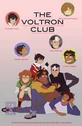 The Voltron Club by KaitrinSnodgrass