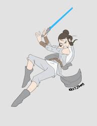 Rey by KaitrinSnodgrass