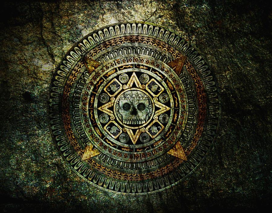 Aztec Calendar ...
