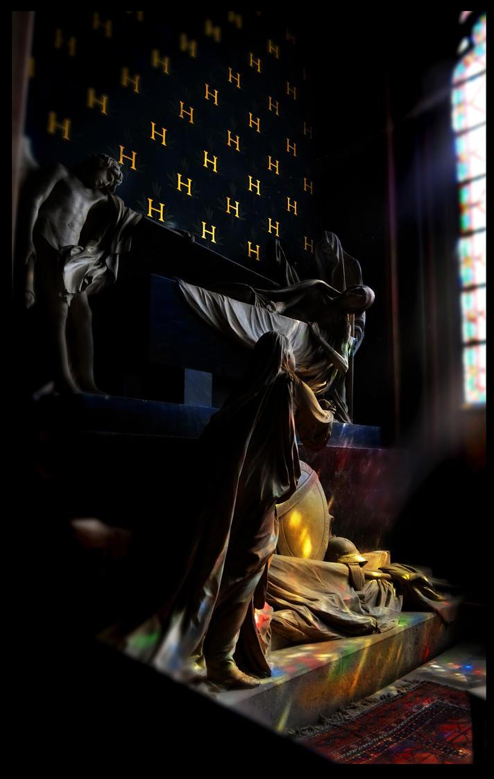 Paris- Notre Dame by pixini