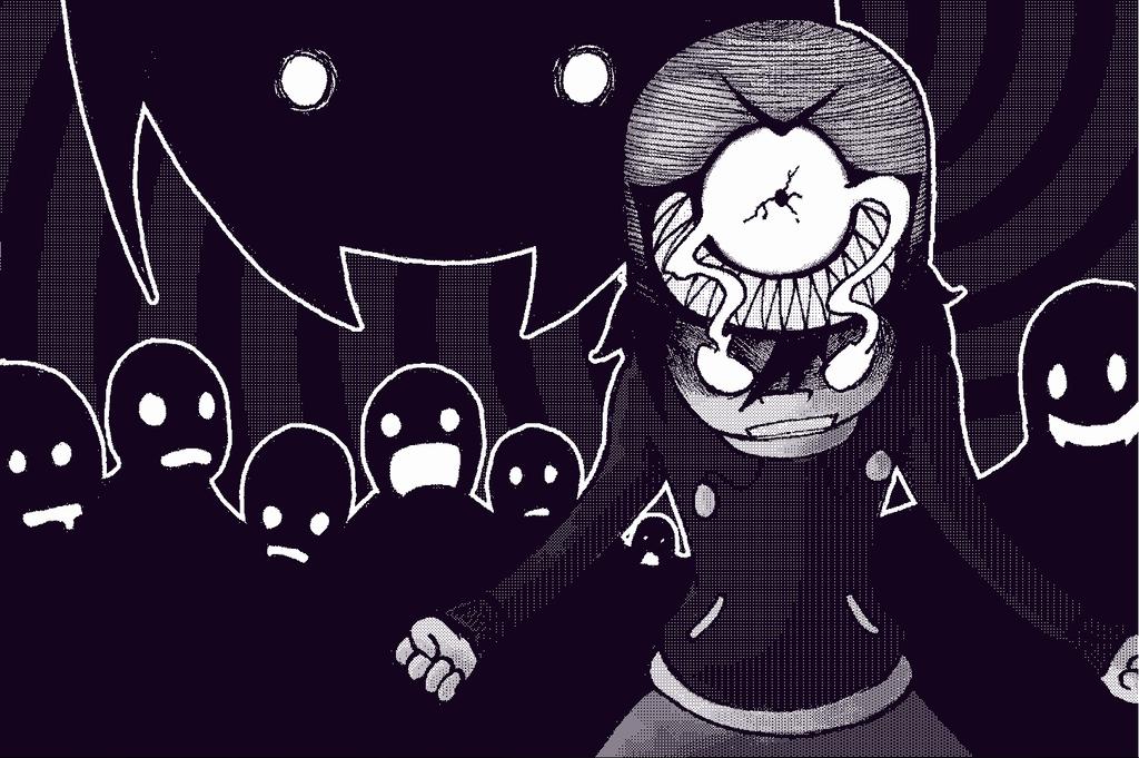 Psycho-Maldito by artesano-mii
