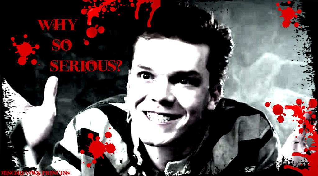 Jerome Valeska- Why so Serious? Gotham by Mischievous-Princess