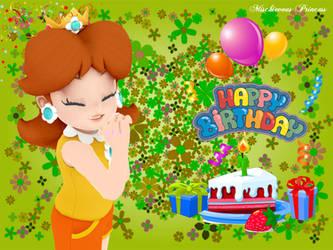 Mmd happy birthday by Mischievous-Princess