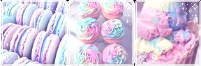 [Divider] Pastel Sweets 1