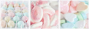 [Divider] Pastel Sweets 2